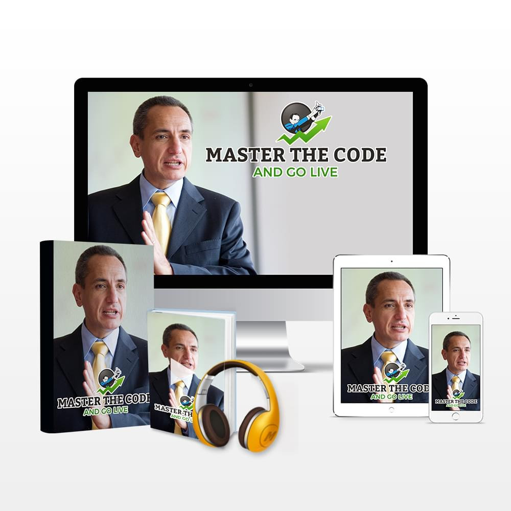 Master the Code & Go LIVE